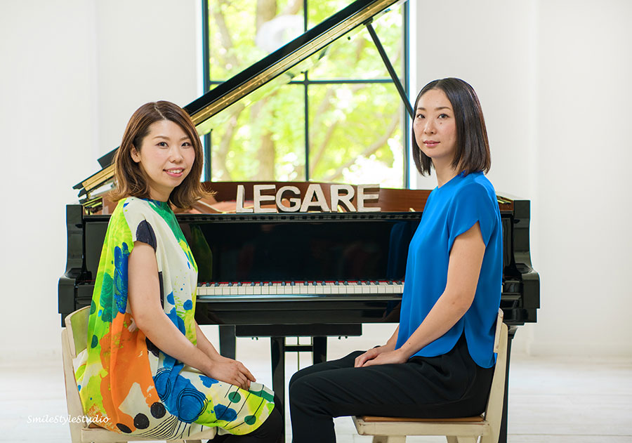 PIANO DUO Legare